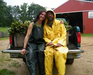 Jill-and-Adam-muddy